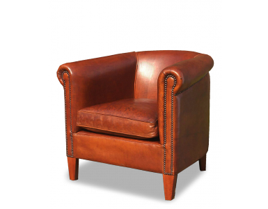 Fitzroy everest the club house - Traditionele fauteuil ...